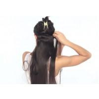 100% естествена коса 7 реда