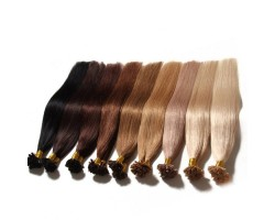 Кичури от естествена коса