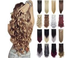 Изкуствена коса - 55 см