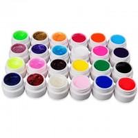 Цветни гелове
