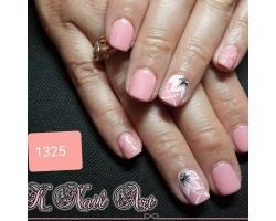 Гел лак Pretty 1325 Пролетно розово