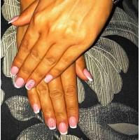Гел лак Pretty 509 Светло нежно розово