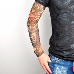 """3 бр Татуировка """"Ръкав"""" за момичета и момчета"""