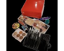 Сет за Грим - 10 части с подаръчна кутия
