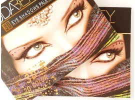 3d сенки за очи Huda beauty