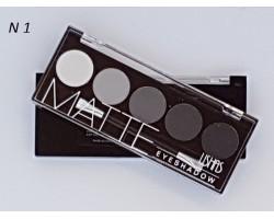 Комплект сенки 5 цвята Ushas N1