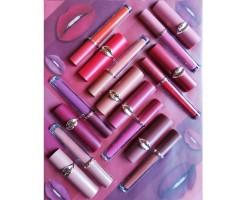 Комплект течно и твърдо червило - 8 сета -16 цвята MAT