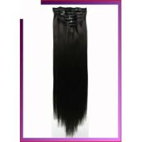 100% естествена коса 7 реда -160лв тъмно кафява 2