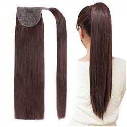 Опашка от изкуствена коса #4