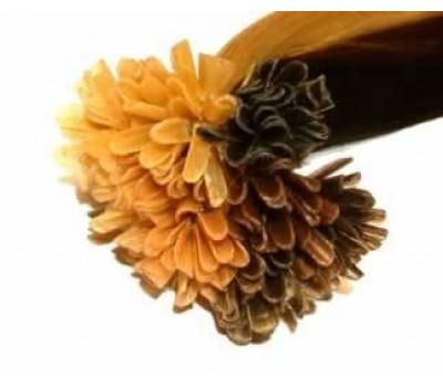 Кичури от естествена коса на бройка 50 см