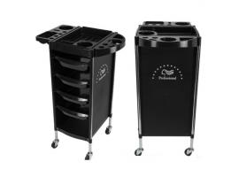 Фризьорска количка - 4 чекмеджета