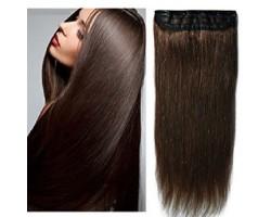 100% Естествена турска коса - 210 гр