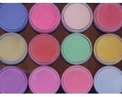 Цветни акрили 12 цвятя