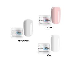 Акрилен прах  Есо - изберете - розов, прозрачен или бял