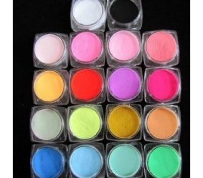 Цветни акрили 18 цвята