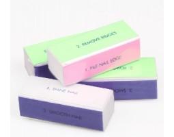 Полиращ блок за нокти с различна грубост