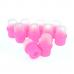 Контейнери за ацетон - за сваляне на удължения - 10 бр