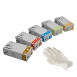 Ръкавици латексови с талк Santex - 100 бр/кут.