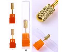 Златни накрайници за електрическа пила
