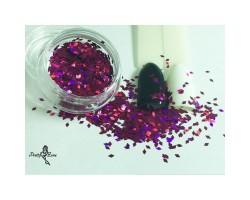 Конфети 11 лилав ромб