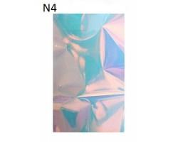 Огледално холограмно фолио