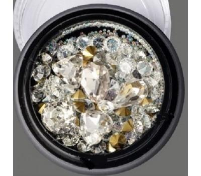 Кристали мини в кутийка 1 Магнолия