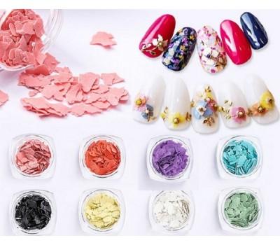 3D люспи - 12 цвята комплект