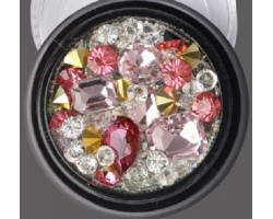 Кристали мини в кутийка 4 Царица