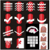 Ленти за френски маникюр-изберете вид