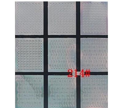 Лепенки за прецизно нанасяне на лак NF214