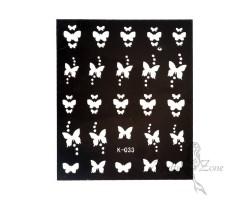 Лепенки за прецизно нанасяне на лак K 033
