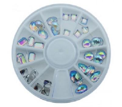 Декорация палитра Модел 28 - 30 кристални камъни