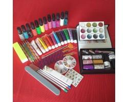 Комплект за рисуване 19 части