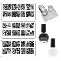 Комплект печат за маникюр  BCN