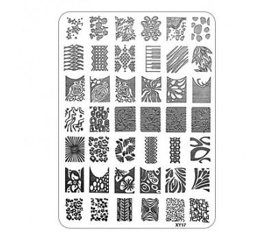Печат - щампа мрежа пластина - XY18