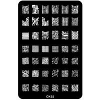 Печат - щампа мрежа пластина модел CK- Всички модели