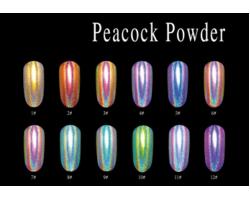 Peacock пигмент