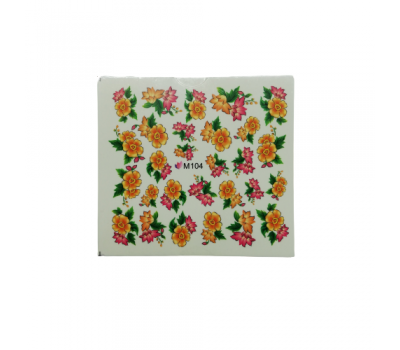 Ваденки цветя М 104