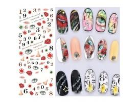 Ваденки за нокти Разни DS - 197