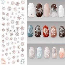 Коледни ваденки за нокти DS-370