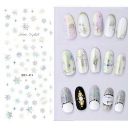 Коледни ваденки за нокти DS-479