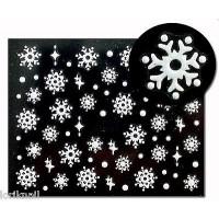 Коледни ваденки за нокти  S049