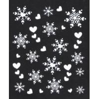 Коледни ваденки за нокти  S184