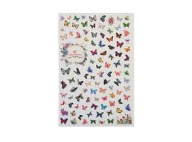 Стикери за нокти Пеперуди
