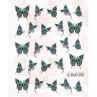 Ваденки за нокти Пеперуди BLE 1393