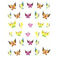 Ваденки за нокти Пеперуди BLE 196