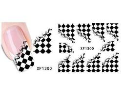 Ваденки за нокти Разни XF 1300