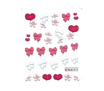 Ваденки за нокти Разни BLE 1317