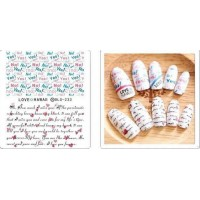 Ваденки за нокти Разни 233