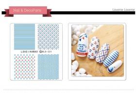 Ваденки за нокти Разни 231 DLS